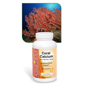 But Its Free - Coral Calcium 500 mg.