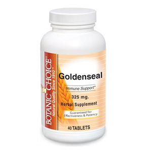 But Its Free - Goldenseal Tablets 325 mg.