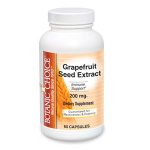 But Its Free - Grapefruit Seed Extract 200 mg.