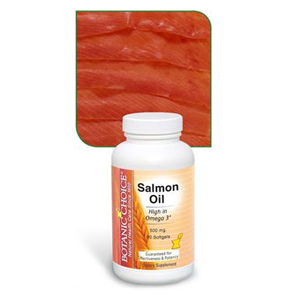 But Its Free - Salmon Oil Omega 3 - 500 mg.