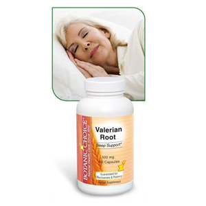 But Its Free - Valerian Root Capsules 500 mg.