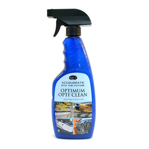 But Its Free - Optimum Opti Clean Cleaner & Protectant 18 oz.