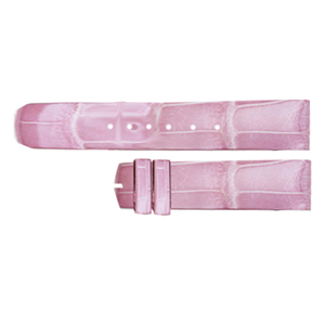But Its Free - Baume et Mercier Hampton Square 21mm Pink Alligator Strap MX004PVD