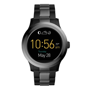 Fossil Q Founder 2.0 Two-Tone Stainless Steel Smartwatch FTW2117