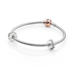 PANDORA Rose Iconic Bracelet Gift Set