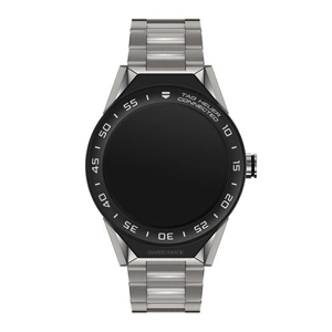 TAG Heuer connected Modular 45 Watch - Titanium Bracelet