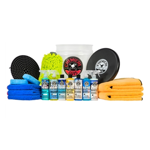 But Its Free - CHEMICAL GUYS HOL138 - BEST COMPLETE BOAT AND MARINE DETAILING KIT (15 ITEMS)