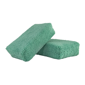 But Its Free - CHEMICAL GUYS MIC29802 - WORKHORSE GREEN PREMIUM GRADE MICROFIBER APPLICATOR, (EXTERIOR PAINT) 5