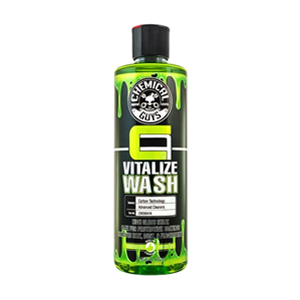 CHEMICAL GUYS CWS80416 - CARBON FLEX VITALIZE WASH FOR MAINTAINING PROTECTIVE COATINGS (16 OZ)
