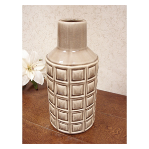 But Its Free - DLusso Designs Ten Inch Pastel Weave Vase C4203