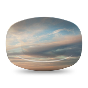 But Its Free - Nimbus Serving Platter by elise flashman